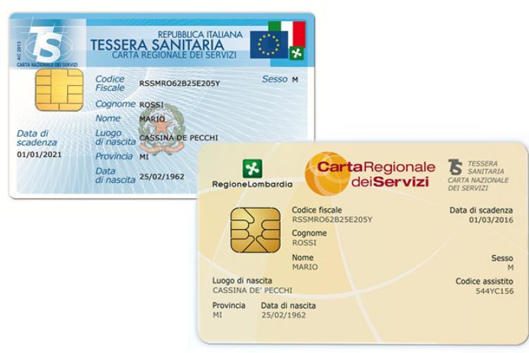 Rilascio Pin CRS e CNS al Comune di Almenno San Salvatore